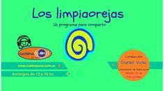 Los Limpiaorejas Programa 1  22/5/2016   2da parte