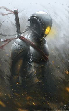 future, cyberpunk, armor, cyborg, future warrior, post-apocalyptic, cyborg, military, robot, helmet, simplicata, futuristic by FuturisticNews.com