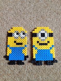 Minion peler beads | Flickr - Photo Sharing!