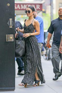 kalifornia-mercy: vanessahudgensfashionstyle: Vanessa Hudgens out in NYC (June 9) -
