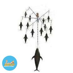 We are open! - All orders shipped in 1-2 Business days! Tuna Mudflap Dredge Fishing Teaser - 3 ft. Arms with (13) Tuna Mudflaps #angler #fishing #fishinglife #fishingtrip #saltwater #saltwaterlures #saltwaterfishing Saltwater Lures, Blue Marlin, Easy Clip, Fishing Life, Gulf Of Mexico, A Team, Tuna, Dolphins, Teaser