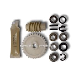 41A2817 Liftmaster Chamberlain Drive Gear and Worm Gear