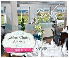 Mrs2Be finalist. Best restaurant venue is ireland 2015  www.jackscromane.com Choice Awards, Our Wedding, Ireland, Restaurant, Table Decorations, Weddings, Bride, Furniture, Home Decor