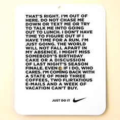 One of my favorite running quotes.