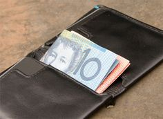 bellroy - Slim Sleeve Wallet $79.95