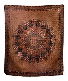 Look at this Alexandra Dahlia Throw on #zulily today!