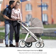 Moderner #Kinderwagen Bébécar Urban hip hop LM408 www.baby-lucien.de