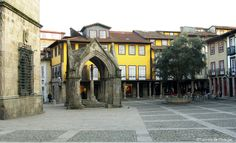 Guimarães: the place where Portugal was born.