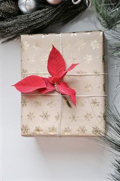 The Perfect Gift wrapping from Marshalls