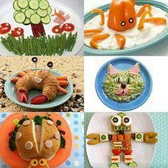 Kunstig eten!