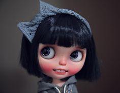 #blythe #doll #wanwan #teeth #wanwandoll #customblythe http://tmiky.com/pinterest