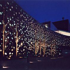 Matsumoto Performing Arts Center by Toyo Ito, this years Pritzker Architecture Prize winner