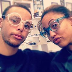 Cute Pictures of Stephen Curry and His Wife, Ayesha | POPSUGAR Celebrity Photo 5