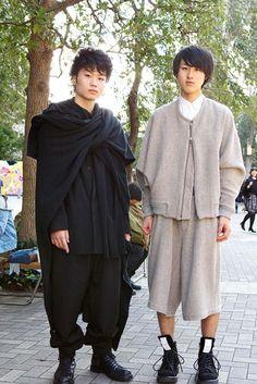 Japanese Street Fashion 2012 Summer Harajuku street style, photo