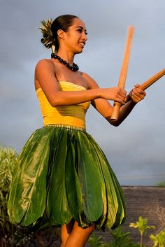 when dancing with pu'ili, EVERYONE knows when someone makes a mistake-sigh