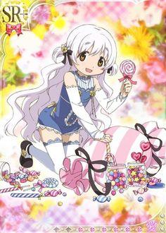 Nagisa - Puella Magi Madoka Magica Mobage Cards