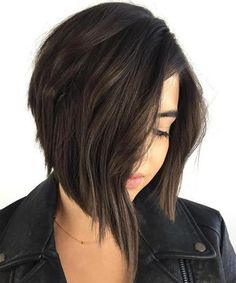26 Devastating A Line Bob Hairstyles 2018 for Women to Look Ever Young