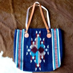 Aucaman Navajo Purse - Child of Wild