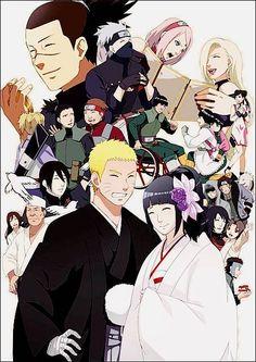 Mañana especial de 1 hora o capitulo doble de Konoha Hiden. La boda de Naruto primera y segunda parte #naruto #narutoshippuden #uzumakinaruto