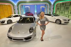 How to get on The Price is Right during Dream Car Week and win.