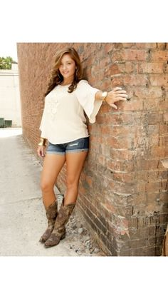 Touch of Lace Top - southernswankboutique.com