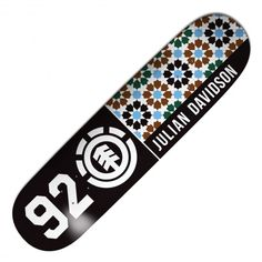 ELEMENT Julian Pattern Classic board 7.875 pouces 65,00 € #skate #skateboard #skateboarding #streetshop #skateshop @playskateshop