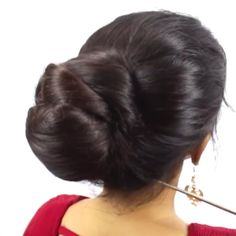 Beautiful Buns, Beautiful Long Hair, Amazing Hair, Bun Hairstyles For Long Hair, Updo Hairstyle, Real Rapunzel, Bridal Hair Buns, Big Bun, Super Long Hair