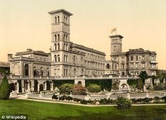 Osborne House was once the favourite residence of Queen Victoria...