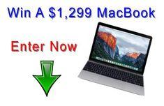 Win a Macbook!
