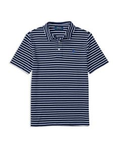 Ralph Lauren Childrenswear Boys' Featherweight Mesh Polo Shirt - Sizes ...