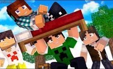 ALTAS AVENTURAS NO BEDWARS !! - Minecraft (Com AuthenticGames, Cronos e Jazz)