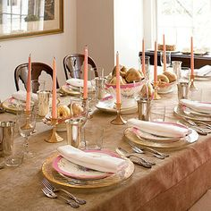 Thanksgiving dinner inspiration - Em for Marvelous -