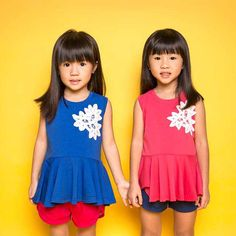 Enjoy 30% off Floral Cotton Peplum Top now @Camouflage! While stocks last. Check in store for more details. Terms & condition apply. https://www.alady.sg/brand/camouflage-kids?p=12023 #Tops Deals #aladysg