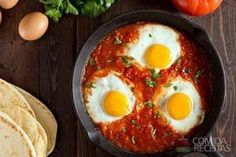 Receita de Ovos cozidos no molho em receitas de ovos, veja essa e outras receitas aqui!