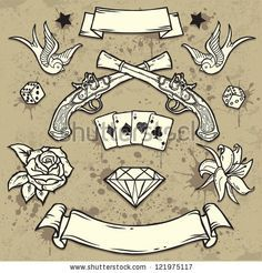 tattoo pin up tradicional - Pesquisa Google