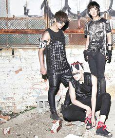 Deahyun, Zelo, Youngjae