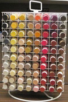 New Provo Craft Spinner Paint Rack Holds 160 2 Oz Bottles Organizer Storage Nib Organizers And