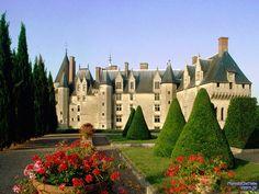 Castelo de Langeais na França