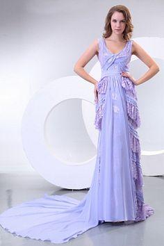 Zipper Natural Sheath/Column Lavender V-neck Celebrity Inspired Prom Dresses Prom Dress 2013, V Neck Prom Dresses, Cheap Evening Dresses, Cheap Prom Dresses, Bridesmaid Dresses, Formal Dresses, One Shoulder Prom Dress, Mother Of Groom Dresses, Floor Length Gown