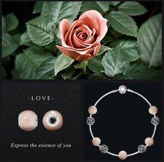 """Love"" Essence charm and bracelet!"