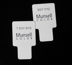 The Munsell color system is a means to visually identify and match color. Since color is applicable in so many fields, learning how to read these color charts and numbers can be very useful. Here is a step-by-step.