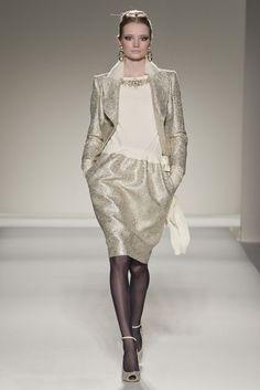 Moschino Milan Fashion Week 2012