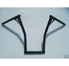"""14"""" Ape Hangers(narrow bottom) with Gussets (BEST FIT)"""