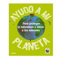 Libro Ayudo a mi planeta - 16,90€