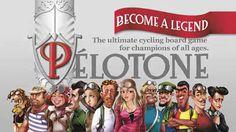 Pélotone game - teaser, Become a legend