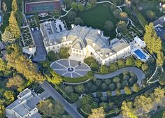 Spelling Manor. Only 56,500 square ft...