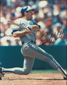 Ernie Whitt Minor League Baseball, Mlb Teams, American League, Toronto Blue Jays, Sports Baseball, Raptors, Athlete, Fan, School