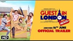 Guest iin London (2017) All Songs Lyrics & Videos: Guest iin London is an upcoming Indian Bollywood comedy film, written and directed by Ashwni Dhir and Produced by Panorama Studios & Co Produced by Nishant Pitti
