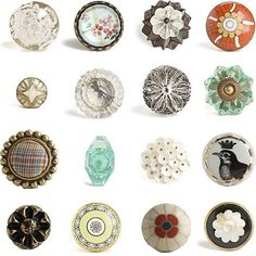 unique drawer knobs and pulls with a modern design and an