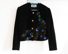 Dino'z Black Suede Jacket for Women Vintage by Black Suede Jacket, Leather Jacket, Vintage Jacket, Etsy Vintage, Jackets For Women, Blazer, Sleeves, Shopping, Color